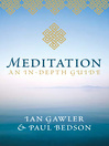 Meditation (eBook): An In-Depth Guide